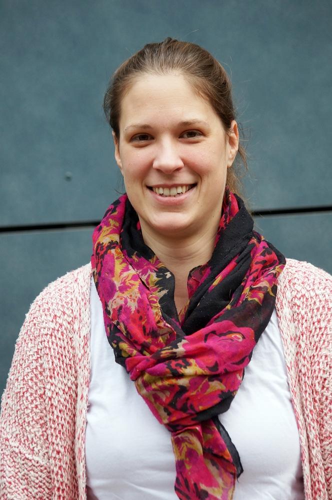 Laura Sieveneck - Lehrerin im Vorbereitungsdienst